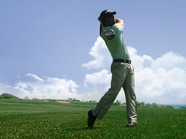 Golf preston 1