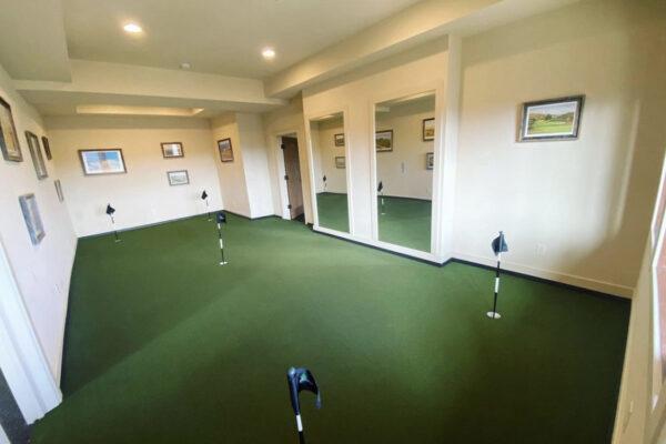 Indoor basement